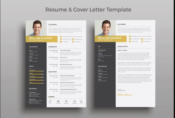 Rewrite Excellent Cover Letter, Resume & Linkedin Profile