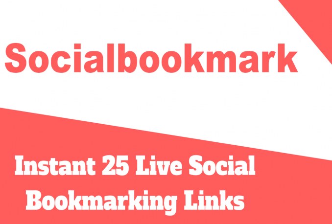 Do 25 Instant Live Social Bookmarking Li