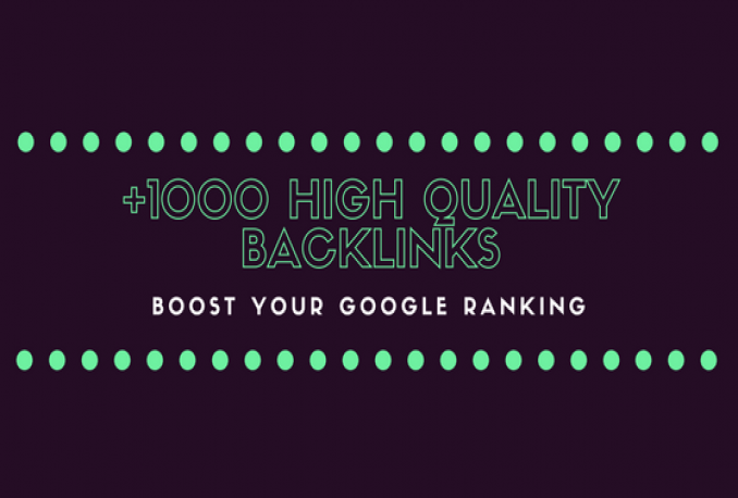 Manually Create High Quality Backlinks for SEO