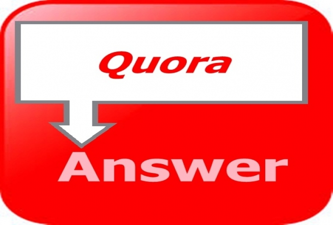 Promote Site with Quora Answer Backlink 15 Times