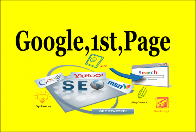 Rank Your Website On Google 1st Page