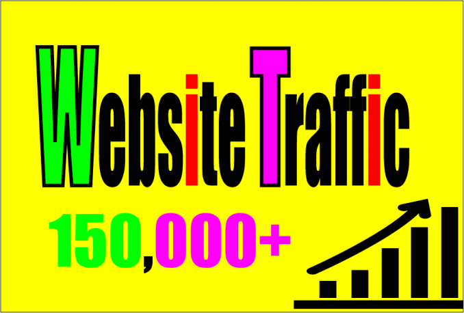 Send 150,000 Guaranteed Traffic From Any Country or UK to Your Site with proofs