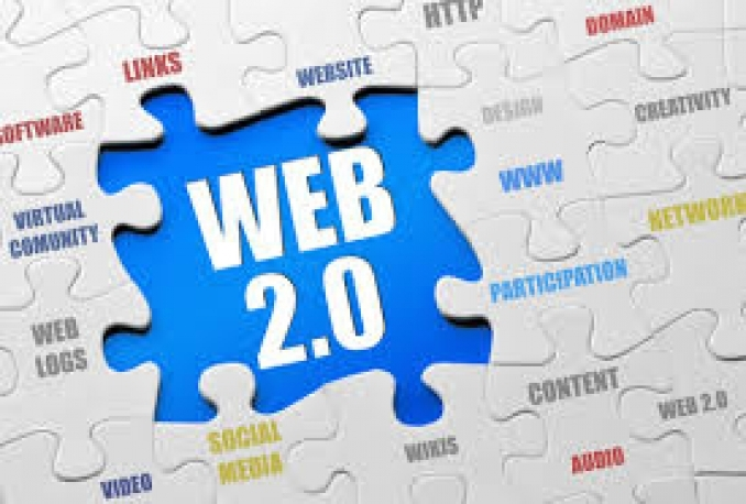Make 800 Web 2.0 profiles Backlinks