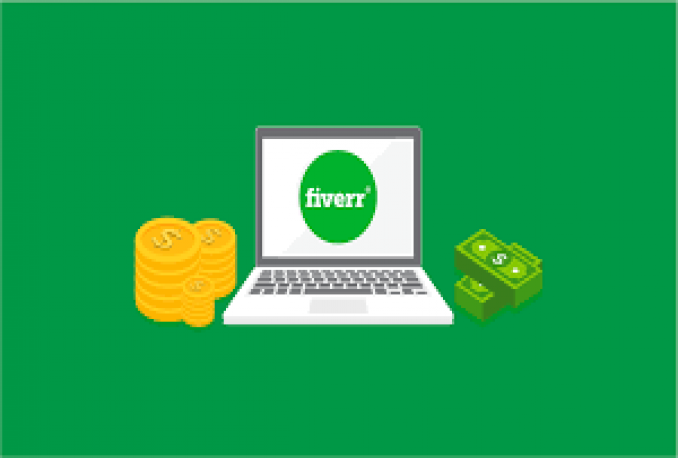buy fiverr gig i love and leave a 5 star review