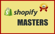 Create Customized Design & Set Up Your Shopify Website