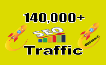 DRIVE 140,001+ REAL WEBSITE TRAFFIC FROM SOCIAL MEDIA TO YOU
