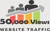 DRIVE 50,000+ REAL WEBSITE TRAFFIC FROM SOCIAL NETWORKS