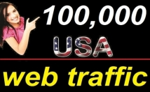 Provide 100,000 HQ Web Traffic Visitors From Any Country. 100% Adsense Safe