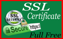 Install Free SSL Certificate For Lifetime Guaranteed