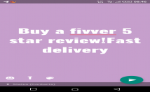 buy your fivver gig,rate it and give 5 stars review