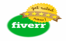 Buy any Fiverr Gig & Give 5Stars Reviews