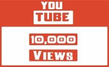 Send You High Quality 10,000+YOUTUBE views